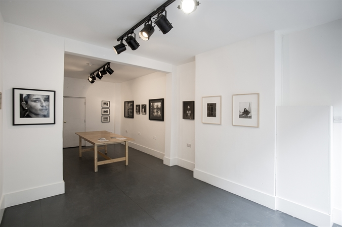 Rough print gallery - North London Darkroom Members Gallery in Dalston