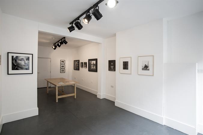 Rough print gallery - North London Darkroom Members Gallery in Dalston