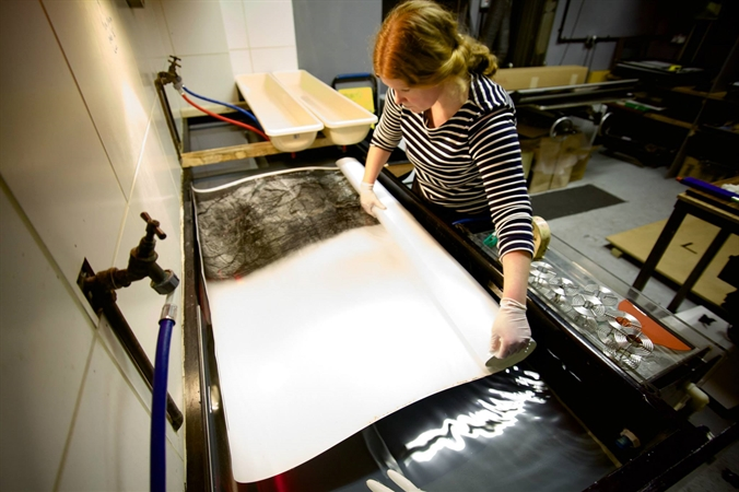 Very big prints - up to 5 x 6 feet on fibre
