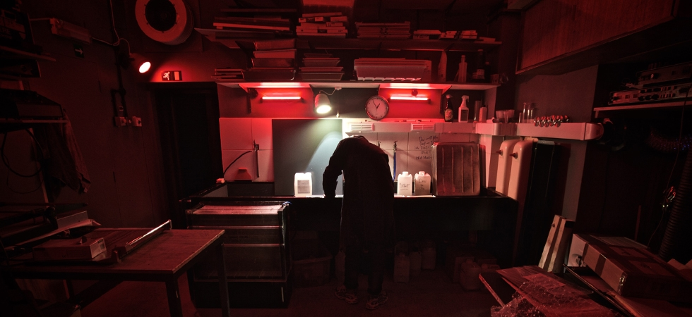 North London Darkroom - working in our darkroom is a pleasure, music, air-conditioning, everything you need for a comfortable all nighter