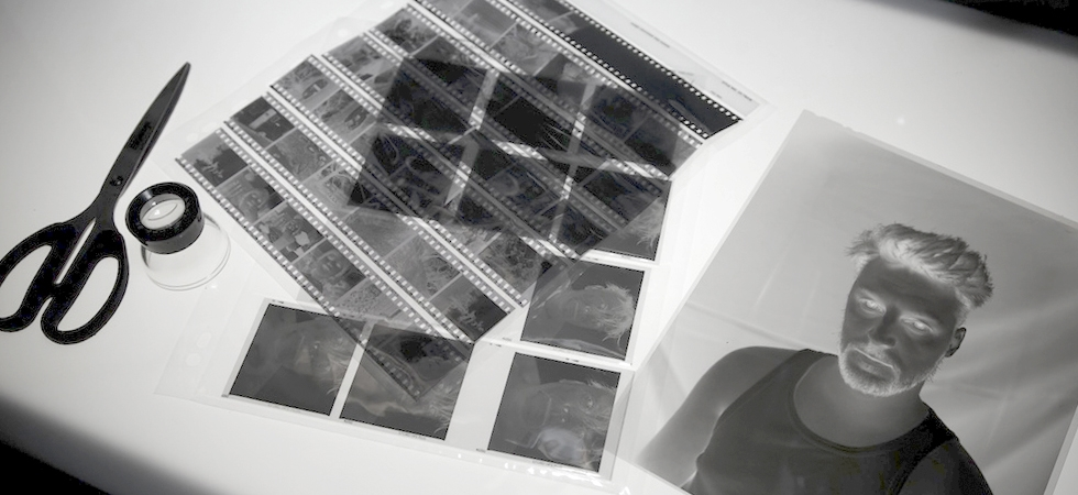 """Learn to Process all sizes of film - the darkroom can process anything from 35mm camera film to 10x8"""" sheet film"""