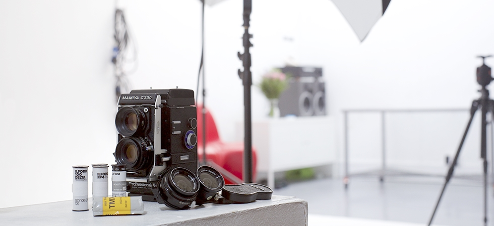 Twin Lens Medium Format - Learn to use this camera and make masterful prints