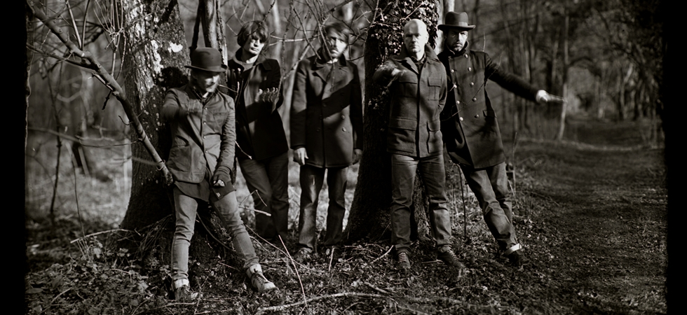 The Radiohead limited Edition Press Image - The Selenium limited edition of 100.