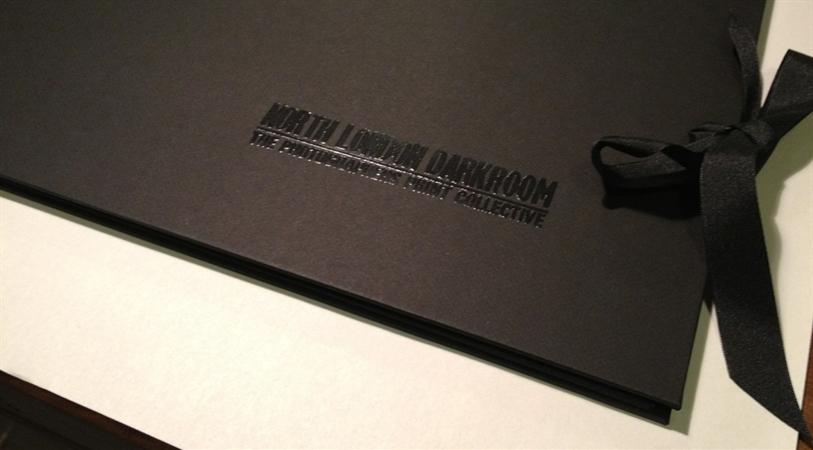 Portfolio Material - Members get discounts on custom made portfolios, made especially for NLD
